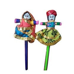 Rajasthani Puppet Pencil