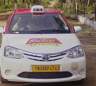 Red Taxi, Coimbatore - Service Provider of Luxury Taxi and