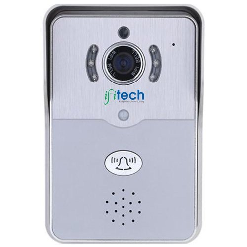 Video Doorbell Ifitech Wifi Smart Video Doorbell Manufacturer From Bengaluru