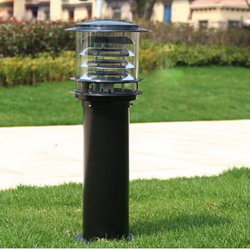 Solar Garden Light Pole