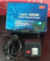 Cogent CSD 200 Single Finger Print Scanner