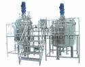 Gel Preparation Plant