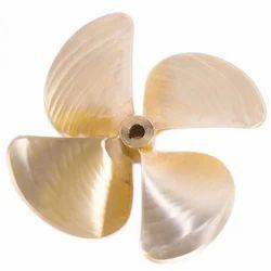 Bronze Propeller Casting