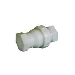 Thread End PP Non Return Valve