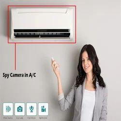Spy Camera In Air Conditioner