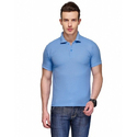 Men Plain Polo T Shirts