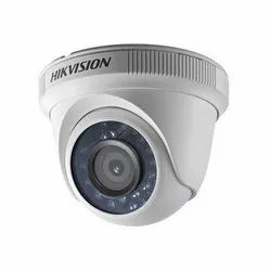 2 MP Hikvision Turbo HD Dome Camera, For Indoor Use, Camera Range: 15 to 20 m