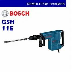 Bosch Demolition Hammer with SDS Max