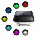 5 LED Solar Fence Light