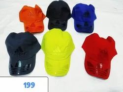 Cotton Embroidery Stylish Caps And Hats, Code 199