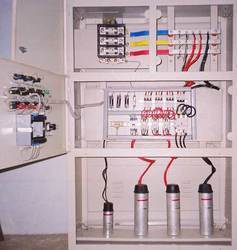 Thyrister Based Automatic Power Factor Correction Panel
