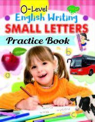 0 Level English Writing Small Letters Practice Book