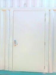 Fire Resistant Steel Swing Door