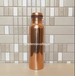 Copper Bottle Glossy Finish