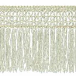 White Garments Fringes