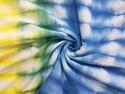 Shibori Tie N Die Print Fabric