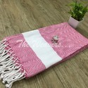 100% Cotton Tunisian Fouta Turkish Towels Pareo
