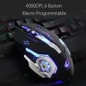 Mechanical Macro Optical Gaming Mouse