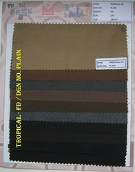 Tropical Plain PD Suiting Fabric