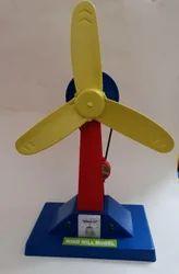 Wind Mill Model Motorized