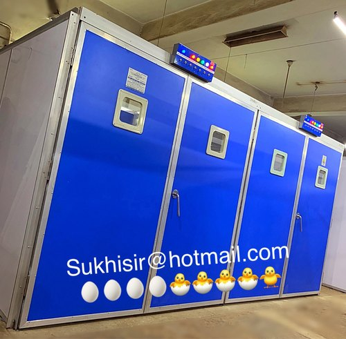 Poultry Incubator and Egg Tray Manufacturer | Karamsar