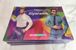 Siyaram Miniature Suiting Shirting