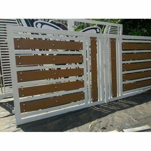 Modular Main Gate At Rs 10000 /piece