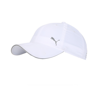 Puma White Unisex Poly And Cot Cap 19331712f