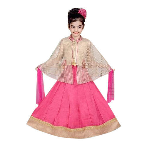 Pink Balloon Girl Gown at Rs 1000 /piece | Long Gowns | ID: 15827763612