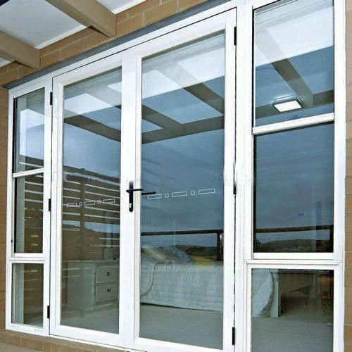 Tempered Glass Door Tempered Glass Door Lucky Aluminium Glass
