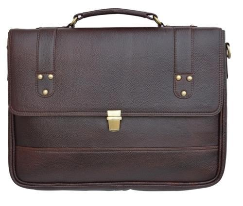 Cut Handle Laptop Bag