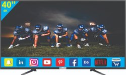 Wellcon 40 Inch Smart 4k LED TV