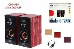 Quantum QHM 630 Mini Laptop Speakers