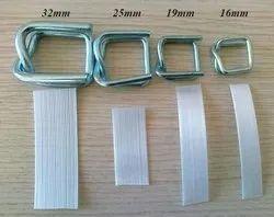 Composite Strap Buckle 19mm