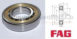 7334BMPUA FAG Angular Contact Ball Bearings