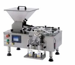 Tablet Filling And Making Machine