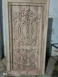 Interior Teak Wood Door, For Home