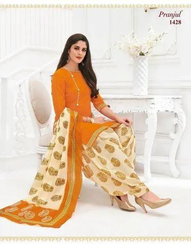 a60809d905 Pranjul Readymade Patiala Dress - Preksha Vol.14 at Rs 460 /piece ...