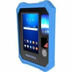 Fingerprint MFSTAB 4G Mantra Aadhaar Biometric Machine