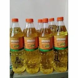 Mangalmai Cooking Oil, Packaging Type: Plastic Bottle, Packaging Size: 1 litre