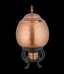 Skyra Marrakech Burnt Copper Finish 7 Ltr Soup Tureen