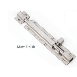 Stainless Steel Matt Finish Tower Bolts