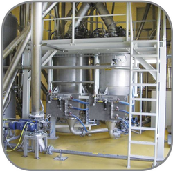Carbon Steel Lean Phase Pneumatic Conveying System