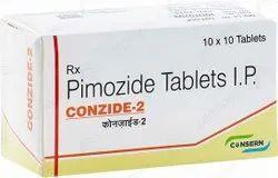 CONZIDE-2 (Pimozide Tablets I.P.)