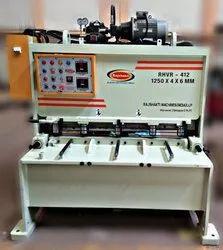 Stainless Steel Hydraulic Shearing Machine