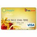 Debite Card Prepaid Bank Gift Card