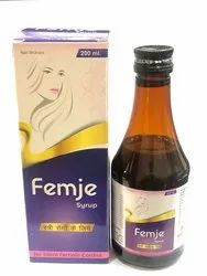Female Cordial 200 Ml Pet