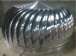 Aluminium 24 And 22 Inches Wind Turbine Ventilators
