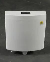 White Plastic Sterling Toilet Top Flush Tank, Model Name/Number: STR6052