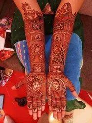 Bridal Mehendi Service